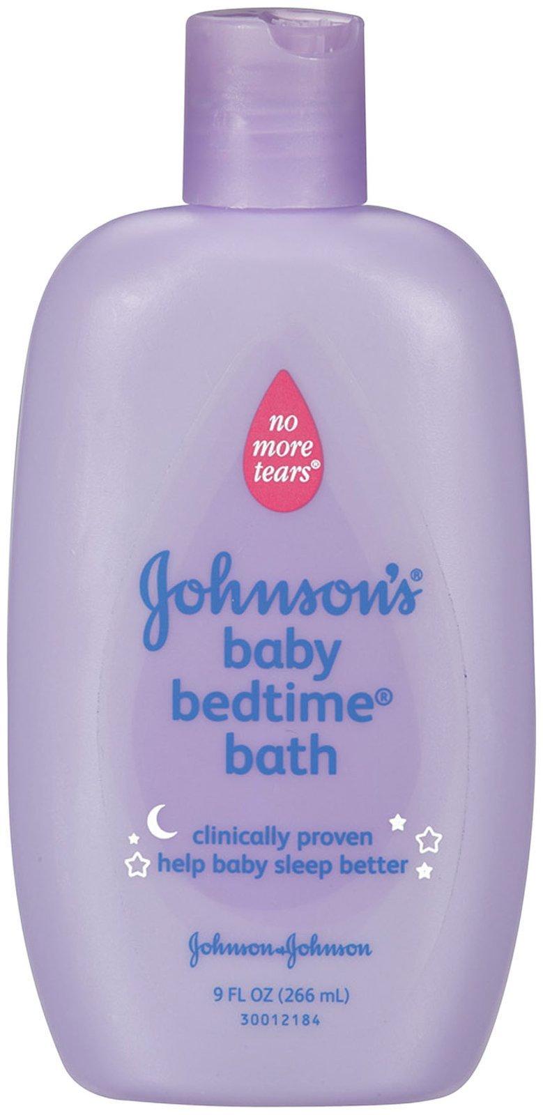 Johnson's Baby Bedtime Bath- 9 oz
