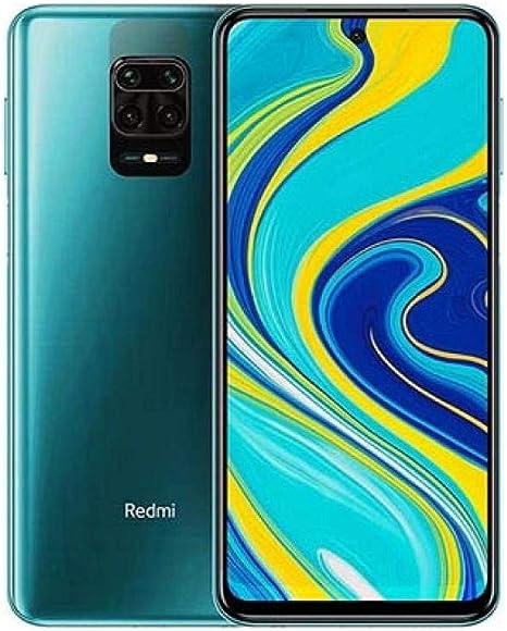 Xiaomi Redmi Note 9s Smartphone 16 94cm 6 67zoll Fhd Dotdisplay 6gb Ram 128gb Rom Snapdragon 720g 48mp Ai Quad Kamera 5020mah Batterie 18w Schnellladung Dual Sim Grau Elektronik