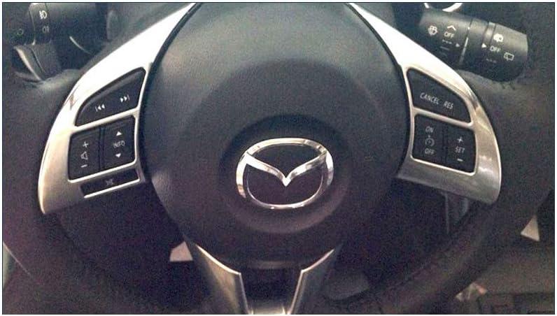 Yp Cache-Volant de Voiture pour Mazda CX-5 2013 2014 2015 2016