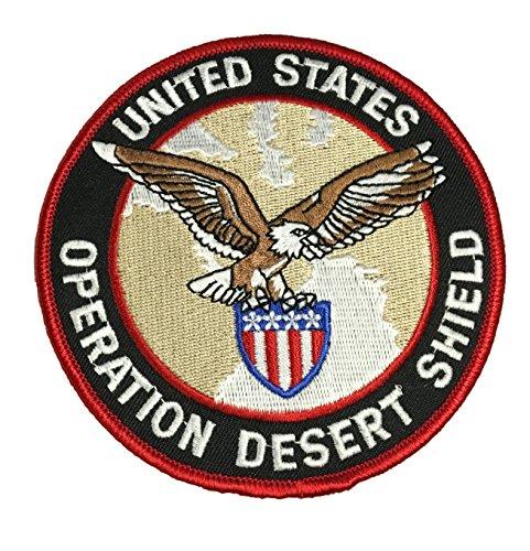 US Operation Desert Shield Patch