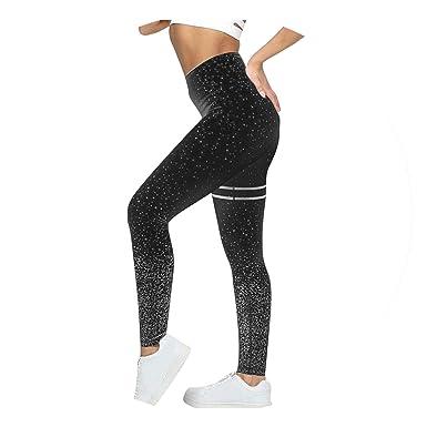 Amazon.com: Yoga Leggings Women Pants Running Sportswear ...