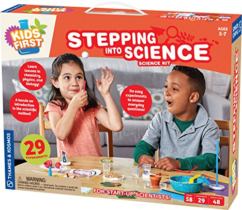 Kids First Stepping into Science Toy First Airplane Kit