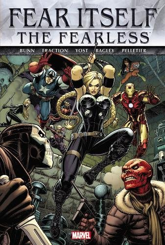 Fear Itself Fearless Cullen Bunn product image