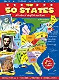 The 50 States, Reader's Digest Editors, 0794422659