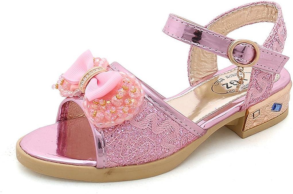 PRETTYHOMEL Girls Kids Mary Jane Casual Slip On Ballerina Flat Toddler//Little Girl