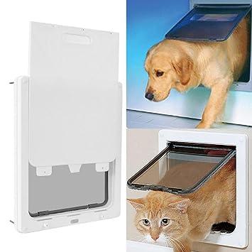 Amazon Utheing Dog Door Cat Door Pet Door Large Dog Cat