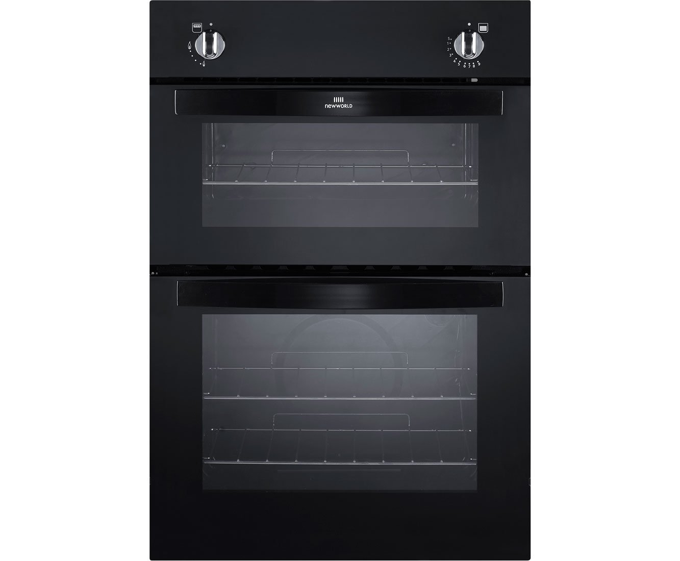 Built In Single Gas Oven Part - 19: Built-in Single Gas Oven Grill FSD Black: Amazon.co.uk: Large Appliances