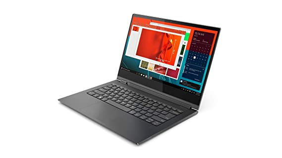 Yoga C930-13IKB 360°, 2-in-1 Notebook i7-8550U 16GB 1TB SSD ...