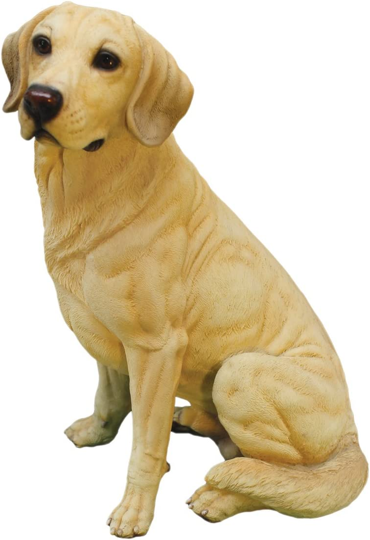 LABRADOR RETRIEVER LAB TINY ONES DOG Figurine Statue Pet Lovers Resin BLACK