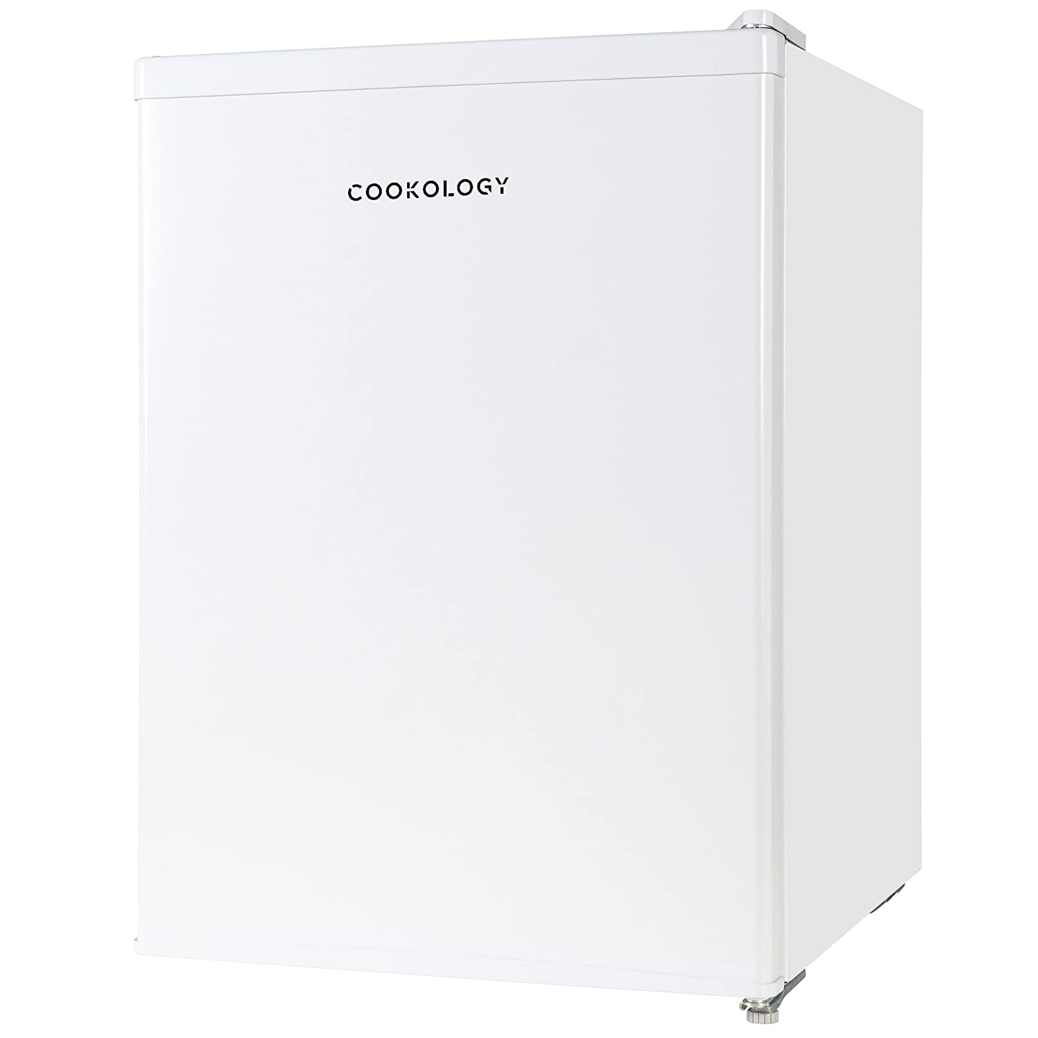 Cookology MFR67WH 67 Litre White Tabletop Mini Fridge & Ice Box [Energy Class A+]