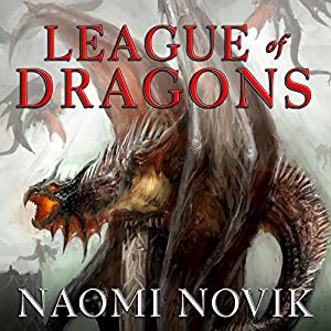 League of Dragons Audiobook