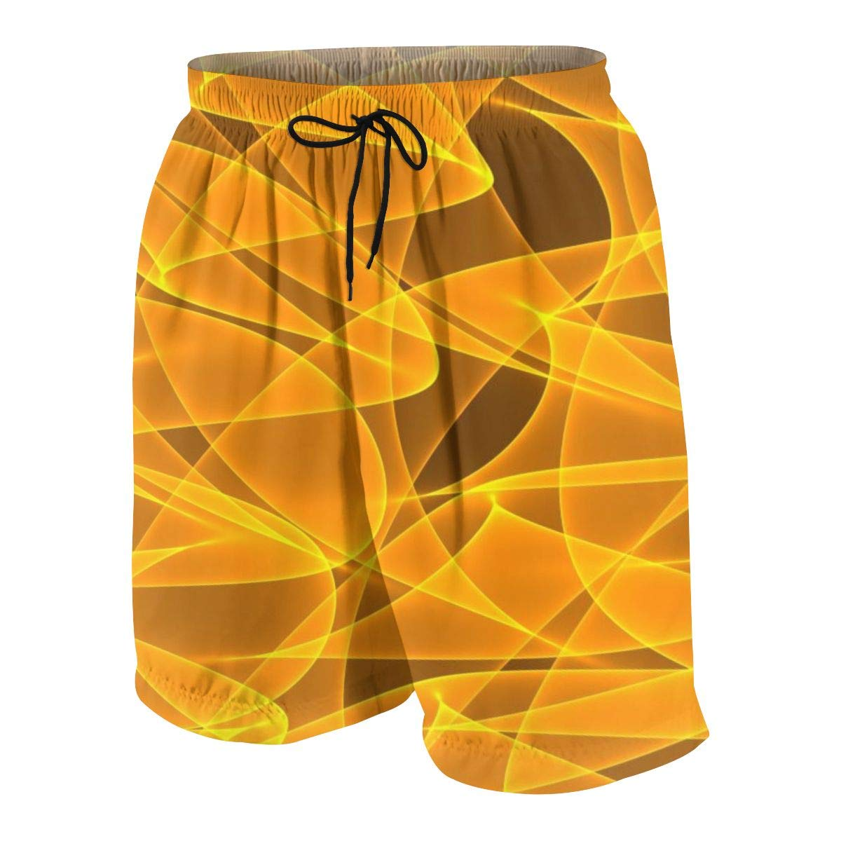 Teen Comfortable Hawaii Beach Leisure Vintage Beach Shorts Swim Trunks Board Shorts