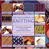 Encyclopedia of Knitting: Step-by-step Techniques, Stitches and Inspirational Designs by Lesley Stanfield (1-Oct-2000) Paperback