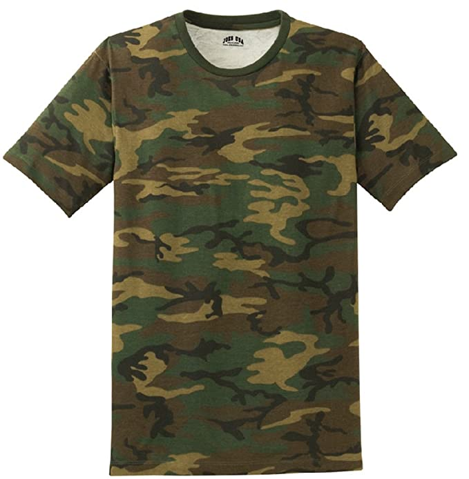 d066d6ca2e15 Amazon.com: Joe's USA Mens Camo-Camouflage T Shirts in Mens Sizes ...