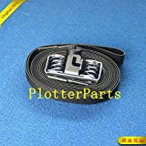 Yoton CQ869-67072 Q6652-60118 CQ111-67003 Belt and tensioner assembly 60 inch for HP Designjet D5800 Z6100 Z6200 L25500 L26500 L26100
