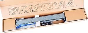 Dell H4X6X 770-BBIN 0384R ReadyRails 2U Sliding Rails R720 R730 R740 R530 RENEWED