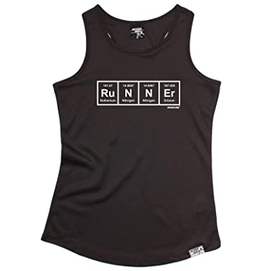 Running Vest Funny Womens Sports Performance Singlet This Is Awesome Personal