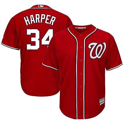 CHhehee Personalizada Hombres Deportes Baseball Jersey, Traje de Entrenamiento de béisbol Bordado El Bricolaje Pertenece a tu Propio Nombre&número