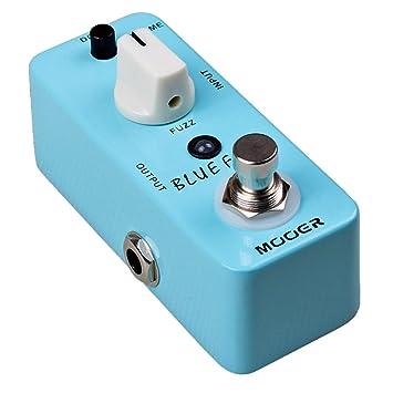 Mooer BLUE FAZE - Pedal de efectos