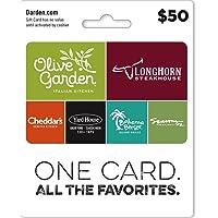 Darden Restaurants Gift Card