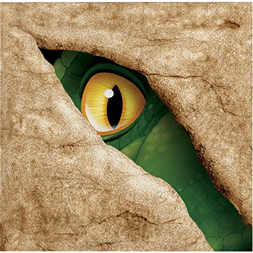 Dinosaur Beverage Napkins, 48 ct