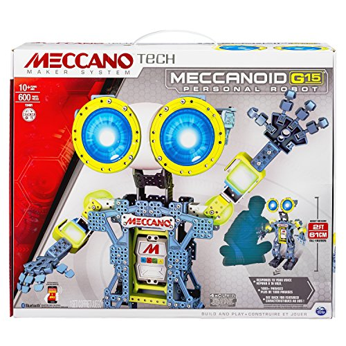 Best meccanoid g15 personal robot