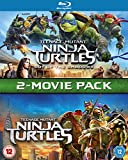 Teenage Mutant Ninja Turtles 2-Movie Pack (TMNT / TMNT: Out of the Shadows) [Blu-ray]