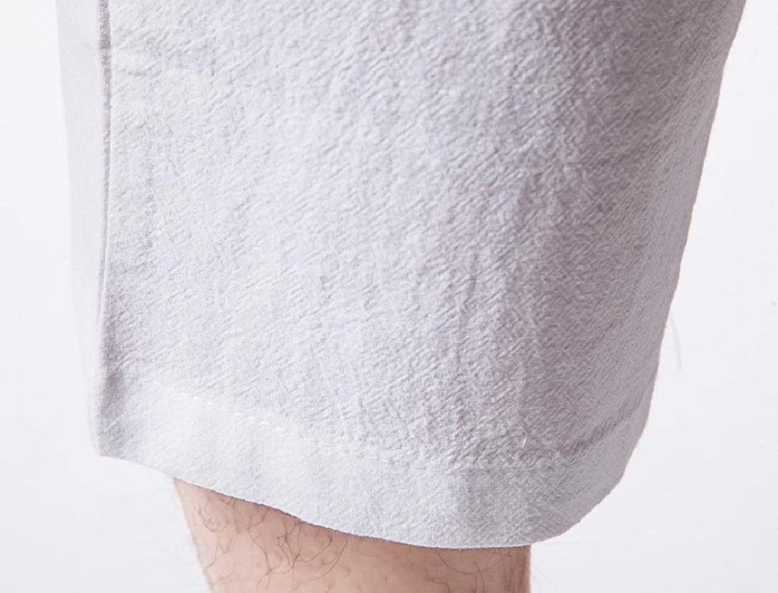 BAYY Mens Thin Solid 3//4 Length Classic Fit Washed Boardshorts Sport Trunks