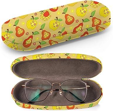 Art-Strap Fruit Patchwork - Estuche para gafas de sol (plástico con gamuza limpiadora): Amazon.es: Ropa y accesorios