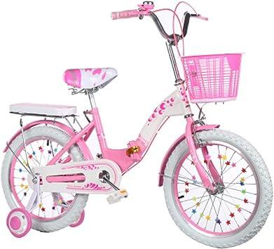Bicicletas Plegables para Niños, Niña Bicicleta De Los Niños ...