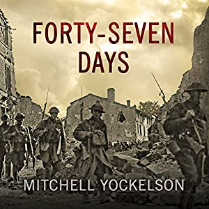 Forty-Seven Days Audiobook