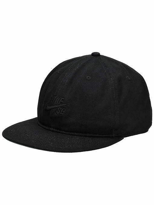 new styles e653e 0df80 Cap Men Nike SB Vintage Snapback Cap Amazon.co.uk Clothing