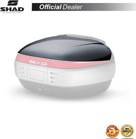 SHAD D1B45E07 Top Case Accessory Titanium