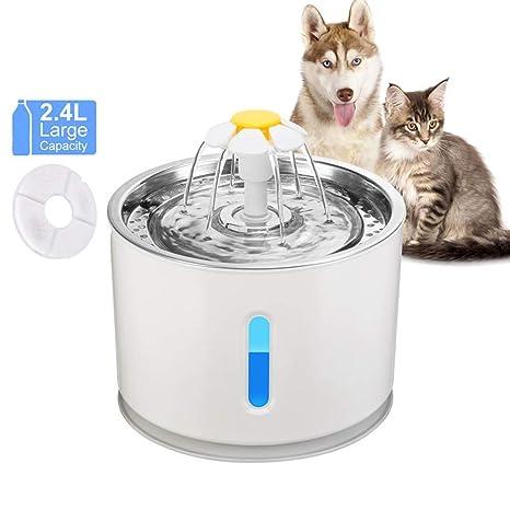 Fuente Automática para Gatos Dispensador De Agua Potable para ...