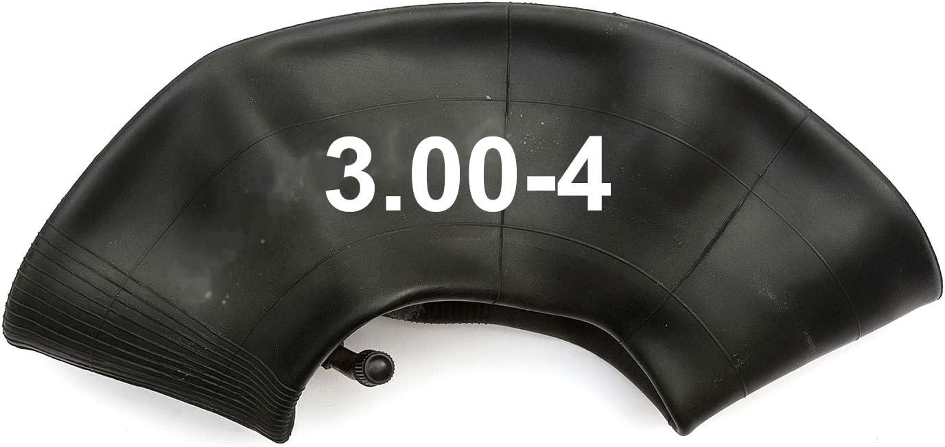 Inner Tube 3.00-4 300-4 300x4 3.00x4 Bent Valve 4 Inch Caravan Jockey Wheel Tyre