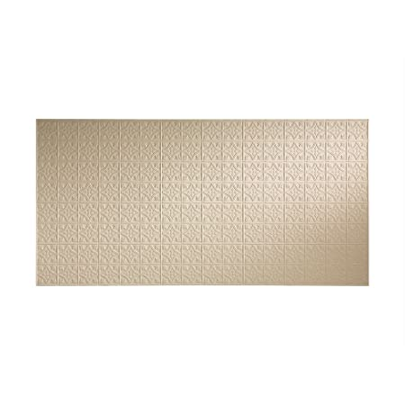 Fasade – Traditional 1 Almond Decorative Wall Panel – Fast and Easy Installation 4 X 8 Panel