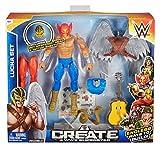 Create a WWE Superstar Rey Lucha Pack