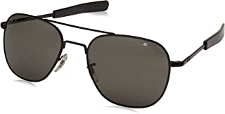 product image for Geniune Air Force Pilots 52mm Aviator Sunglasses by AO