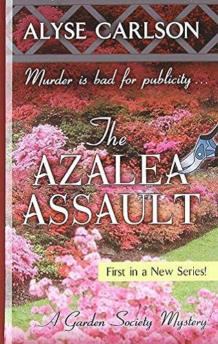 book cover of The Azalea Assault
