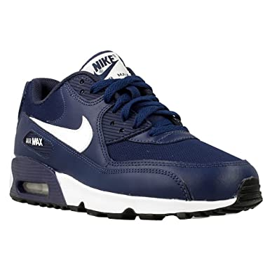 e98b48e01231 Nike AIR MAX 90 MESH (GS) Boys Sneakers 833418-400  Buy Online at Low  Prices in India - Amazon.in