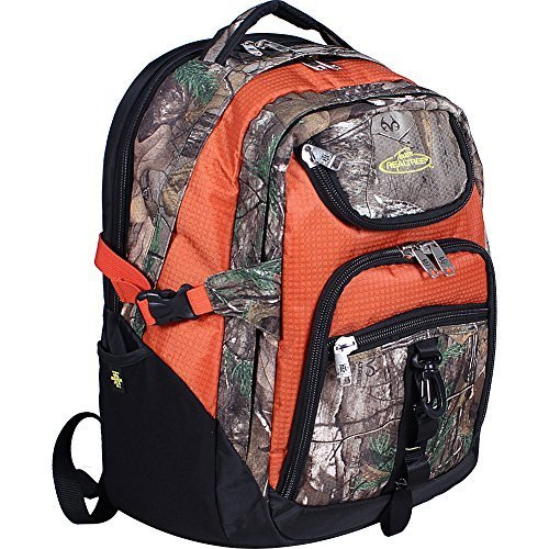 3 Section Laptop Back Pack