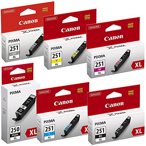Canon PIXMA MG7520 Yield Cartridge product image