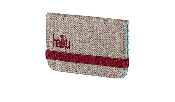 Haiku de las mujeres RFID Eco Mini tipo cartera, mujer, Gris ...
