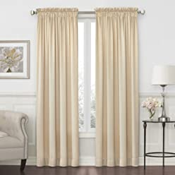 Royal Velvet Hilton Rod-Pocket Curtain Panel, 54
