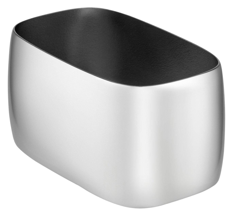 Alessi Tea or Sugar Bag Holder, Grey, 9.8 x 6 x 5 cm VS07 BAG
