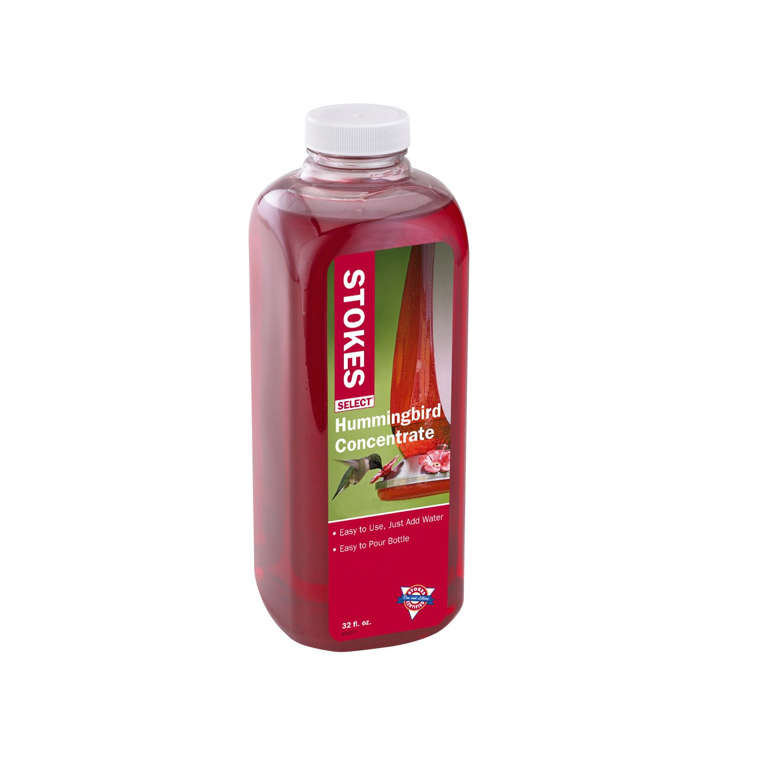 Stokes Select Red Hummingbird Liquid Concentrate, 32 oz