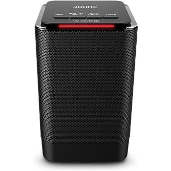 Amazon Com Portable Space Heater Douhe Electric Ceramic