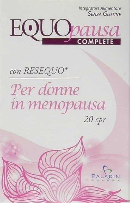 pastiglie dimagranti per la menopausa
