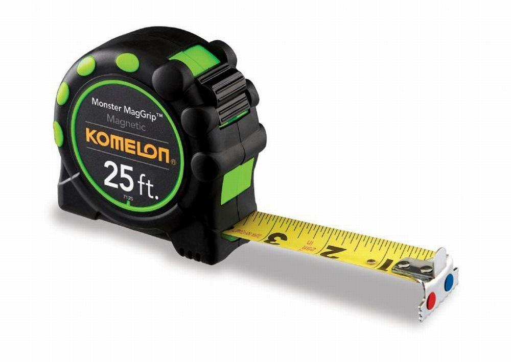 Komelon USA 7125 1'' X 25' Tape Rule by Komelon