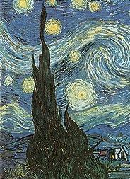 Van Gogh's Starry Night Note